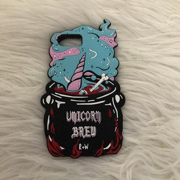Plt Unicorn Pink Phone Case 8 Plus
